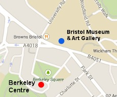 Skin Beautiful Bristol Clinic map location