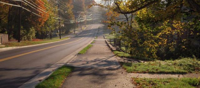 Prospect Street (KY-21) Streetscape | Berea, Kentucky