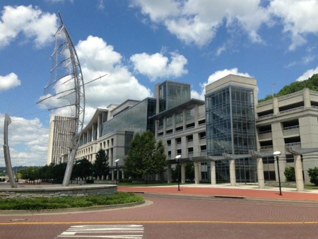 Kentucky Transportation Building (Frankfort)