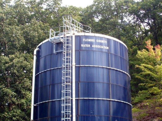 Greater Fleming County Regional Water Commission (Fleming, Lewis & Mason Counties)