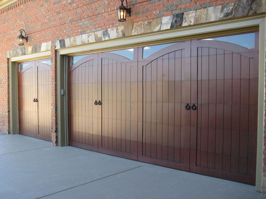 Eden Coast Bridgemill Garage Door