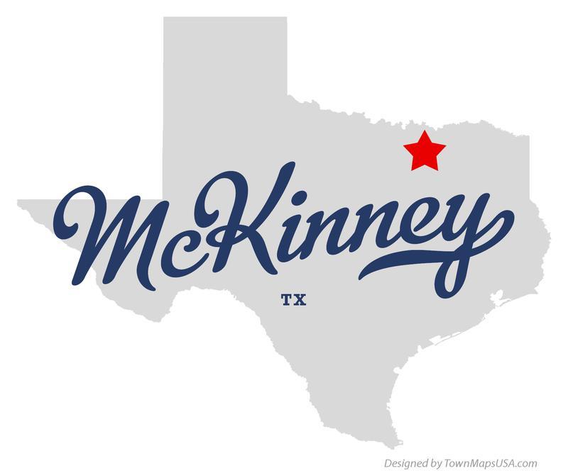 mckinney tx garage door
