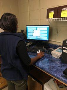 hme inc desk clerk