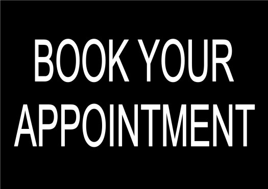 book your appointment - hm hairdressing