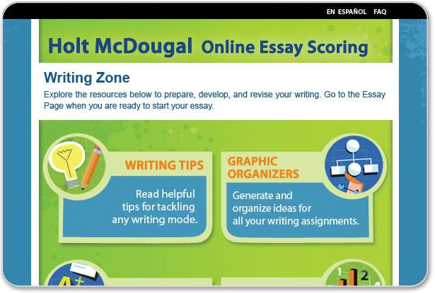 free essay scorer