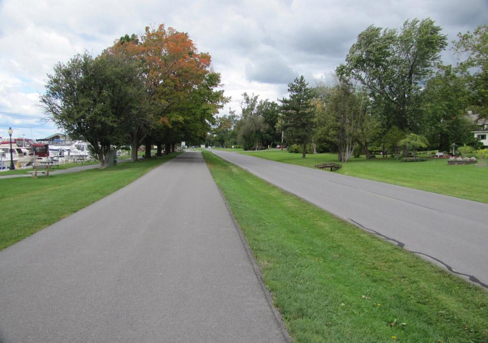 Onondaga Lake Park Trail System