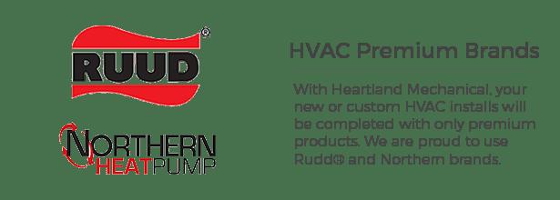 HMI Premium HVAC Brands