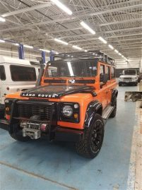 http://www.hmlandrover.com/defender-110-orange/