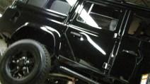 Black Defender 110