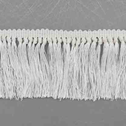 Rayon Silk Rug Fringe 4 inch