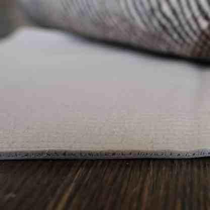 Plush Grip Cushioned Rug Padding Side