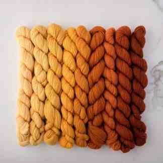 Appletons Autumn Yellow 471 – 479 - 8 1-