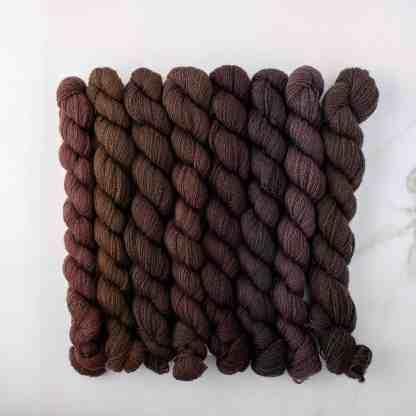 Appletons Brown Groundings 581 – 588 - 8-