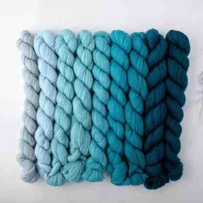 Appletons Turquoise 521 – 529 -