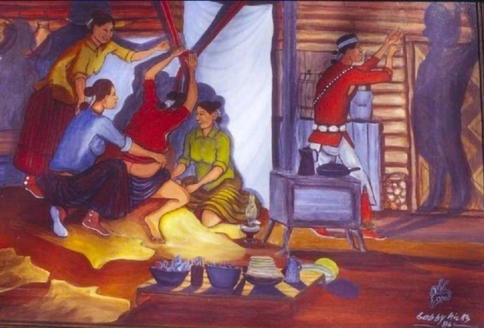 Navajo Birth