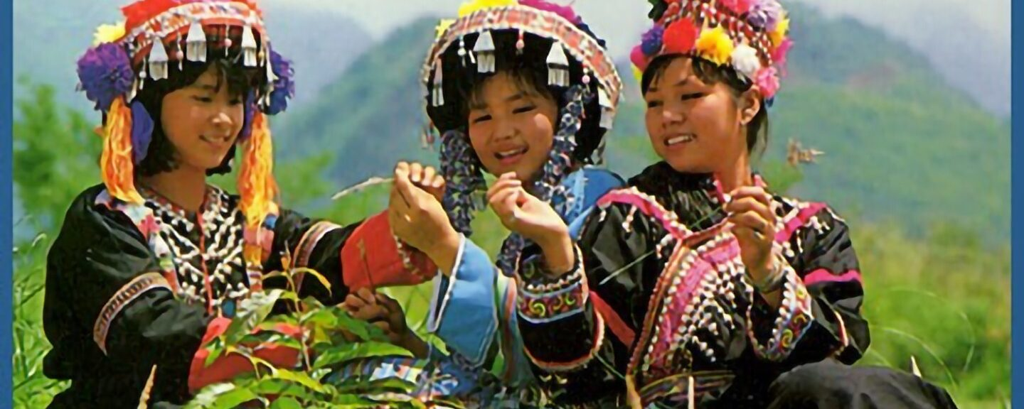 Andean And Hmong: Andes Hats Remind Me of The Hmong Hats