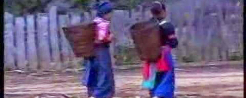 Hmong Refugees from Vietnam War