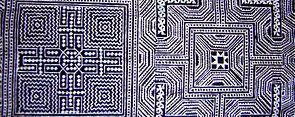Peruvian, Hmong And Mi'kmaq: Look at These Design Patterns