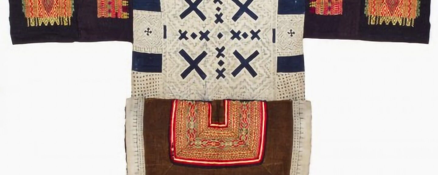 Navajo And Miao (Hmong): Design Pattern Looks Like A Square Spiral