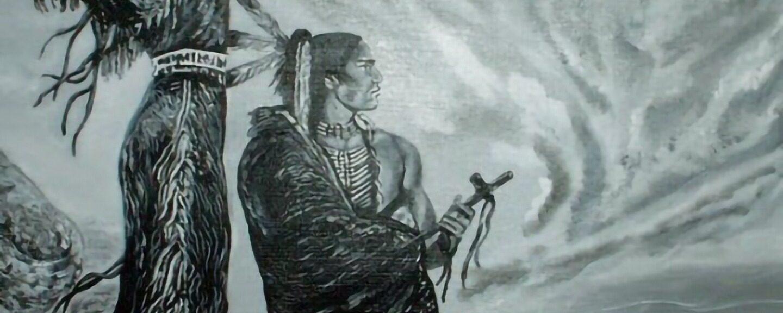 Native American (Caddo) Folklore – Buffalo Woman, A Story of Magic
