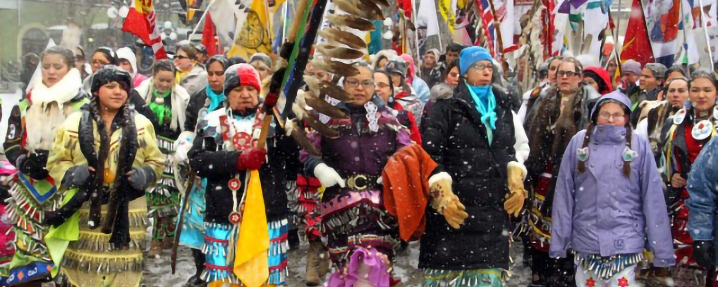 Idle No More Marks One Year Since First National Day of Action