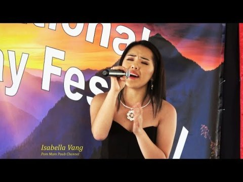 Isabella Vang  -  R 3   Hmong Nat'l Memorial Day 2019