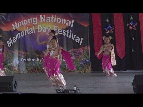 Ntxhais Ci Tsa 3rd Place ( R2 ) Dance Competition @ Hmong Nat'l Memorial day Festival 5/26/2019