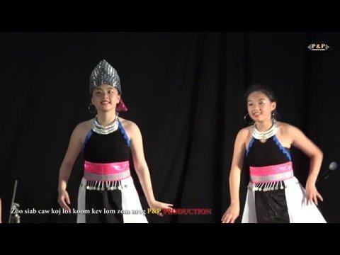 """Hmong New Generation 2019"""" Girls Dance"""