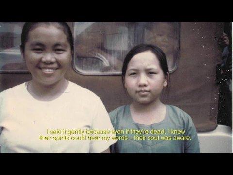 Hmong Nurse During Secret War Talks About the Decease Crying