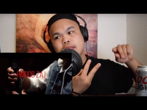 Shong Lee - Hmong Zaj Reactions Hmong Rap Song 2019