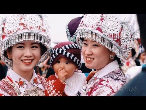 Hmong New Year 2016-2017 Fresno, CA Nkauj Hmoob Koj Zoo Nkauj