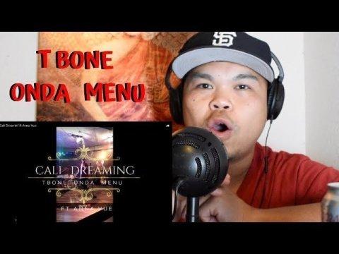 T Bone - Cali Dreamin' ft Anna Vue Reactions Hmong Rap