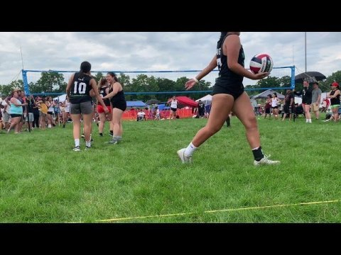 J4 2019 Hmong Women's Volleyball - Midwest Coast V. Smackdown (Set 1)