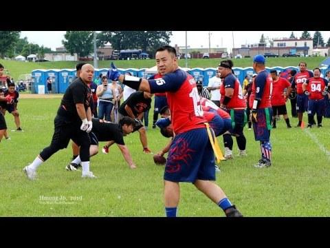 Hmong Flag Football  @  Hmong  Minnesota J4 2019