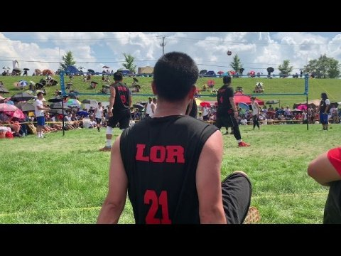J4 2019 Men's Hmong Volleyball Tournament - Cali v KO (Set 1)