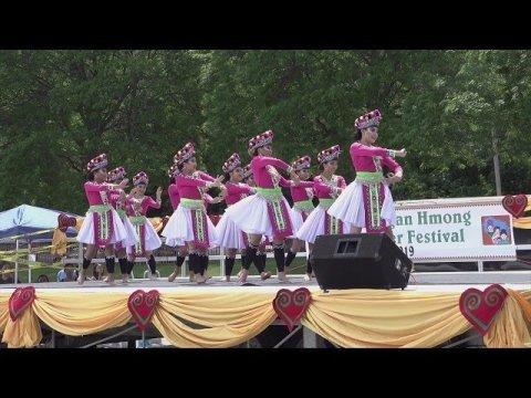 Rain's Rhythm ( R1) Dance Competition @ Sheboygan  Hmong Festival 7/13/2019