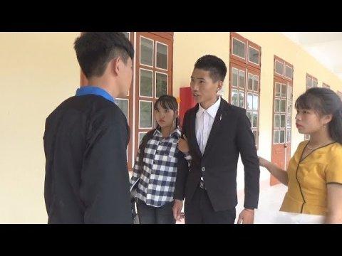 Saib Tsi Taus Thawj Coj Nav Khaub Ncaws Hmoob - Thaum Kaws Ua Tsi Tau Noj - Hmoob film