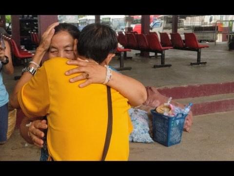 Visiting Hmong Relatives in Laos Luang Prabang
