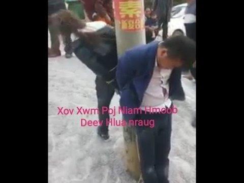 Xov Xwm Poj Niam Hmoob Deev Hlua Nraug Nyob Suav Teb 28/6/2019