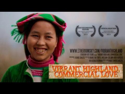 Love Market (Vietnam & Hmong Travel / Adventure Documentary) (2016)