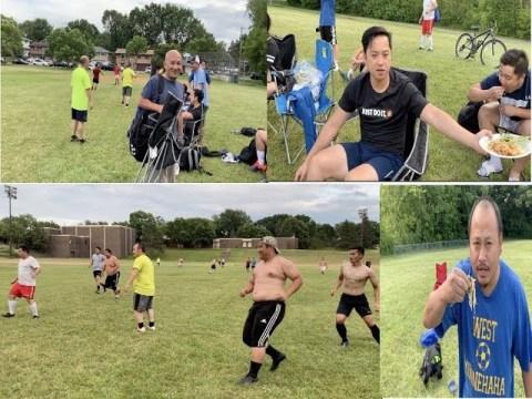 Hmong soccer championship team MN...July2019....