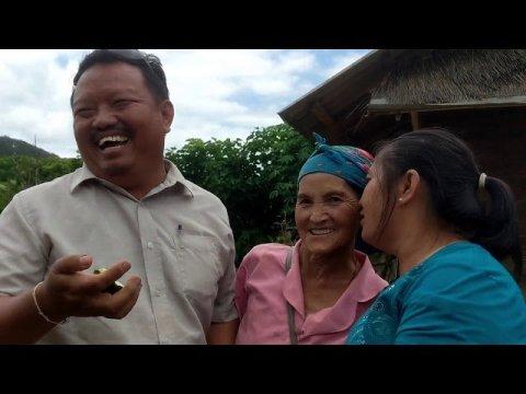 Day 6 Last day in Laos visiting Hmong Relatives in Phongsavan Xieng Khuoang
