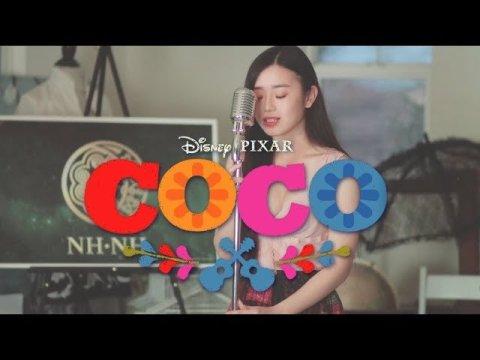 "Remember Me - ""Coco"" Disney/Pixar (Lady Luna's Cover Hmong Spanish English)"