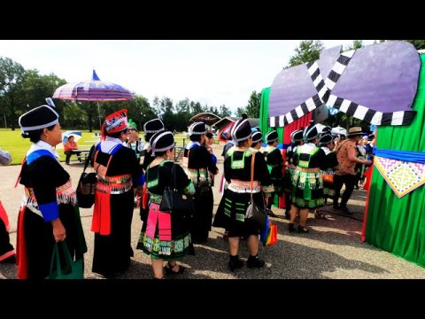 Hmong Portage County Pre- New Year  2019-20