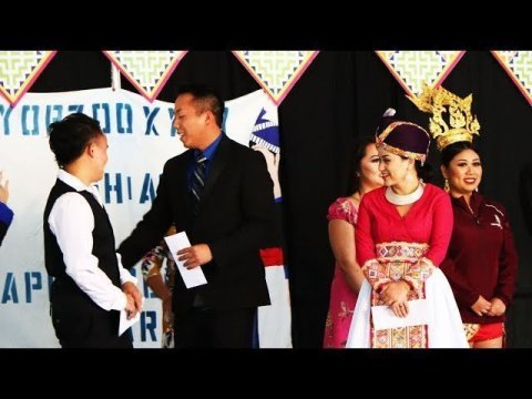 Tswj Keeb Muas - 1st place Singing Competition @ Hmong Pre- New Year