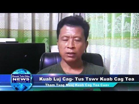 Hmoob Twin Cities News:  Ceev Faj Muaj Kuab Cag Tea Cuav **