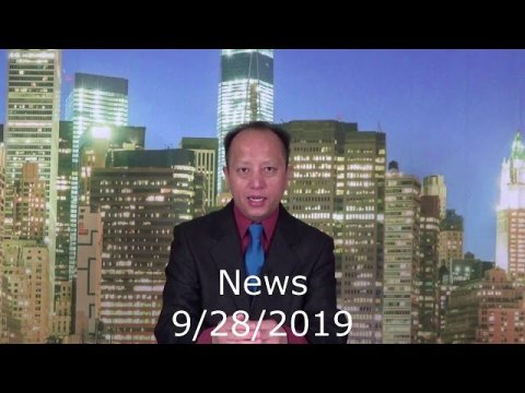 9/28/2019 - WORLD NEWS ( Broadcasting In Hmong Language )
