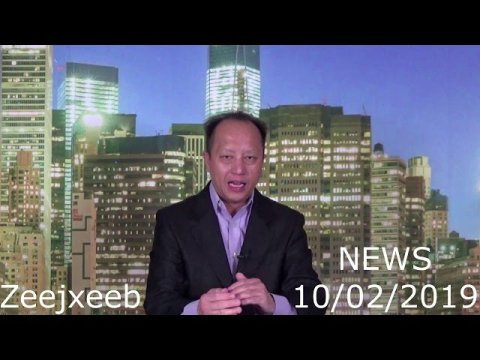10-02-2019 - LOCAL & WORLD NEWS BROADCASTING IN HMONG LANGUAGE