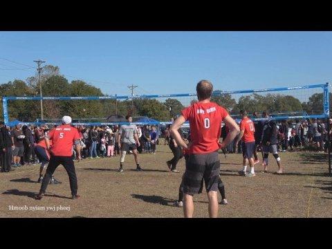 HMOOB GA new year MAN volleyball  DIRTY SOUTH  &  BLACK  ?  11 - 9 - 10 -  2019 - 2020