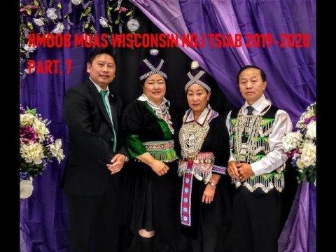 HMOOB MUAS WISCONSIN NOJ TSIAB 2019 - 2020 PART. 7 / MOUA WISCONSIN PRE-NEW YEAR (10/19/2019)